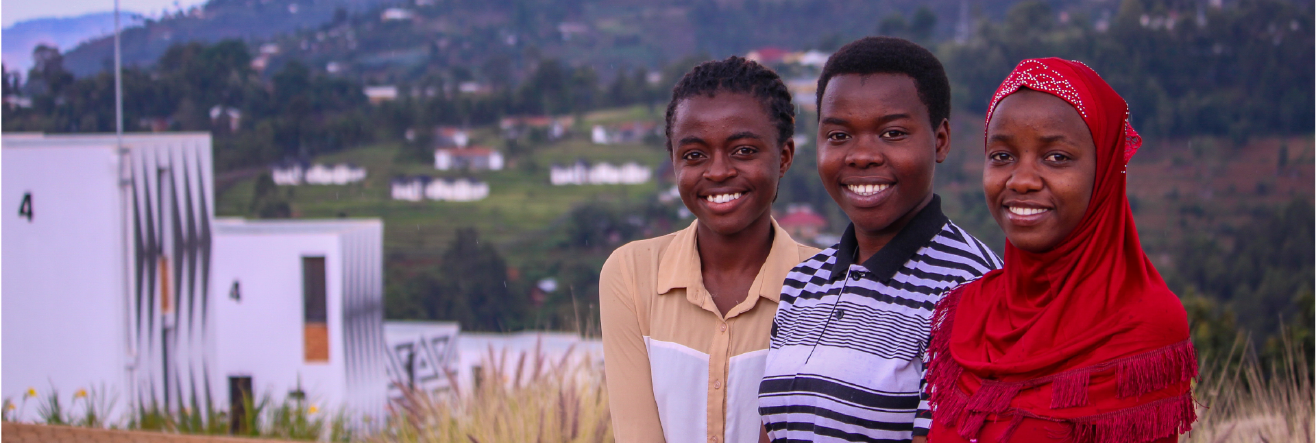How Three Girls Defied the Odds to Join UGHE's First Medical Class